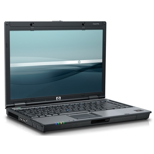 HP 6910p 14.1'' WXGA, T7700(2.4), 2048Mb, 160Gb, DVD-RW, 56K, WiFi, BT, WVB (GB951EA)