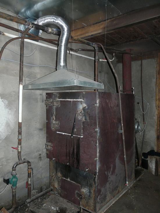 Котёл газогенераторный своими руками фото 891
