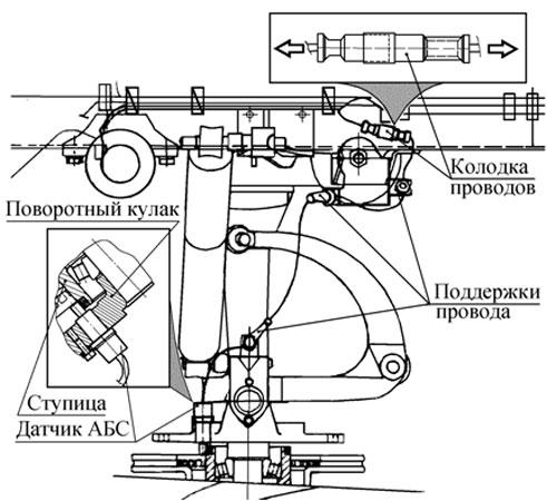 Схема электрическая ока ваз 11113